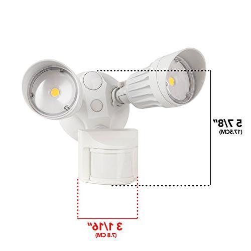 LEDPAX Light Bulbs, White