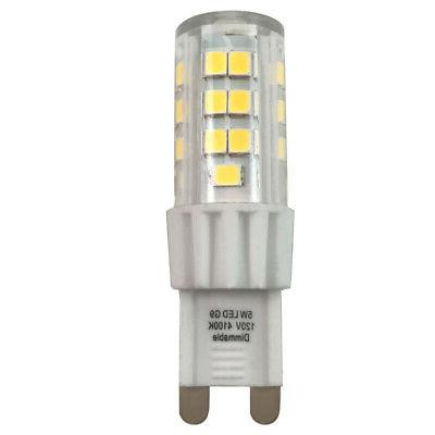 t4 dimmable g9 base flood