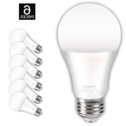 TIWIN LED Light Bulbs 100 watt equivalent ,Soft White , Gene
