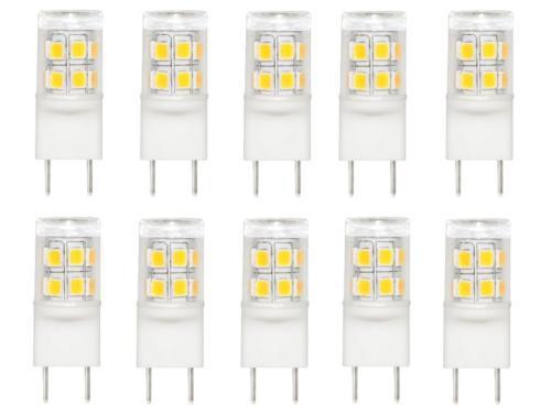 CBConcept UL-Listed, G8 LED Light Bulb Shorter 35mm Length,