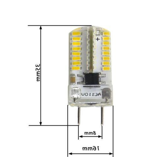 USA Shipping LED Dimmable 110V 120V Transparent Lamp
