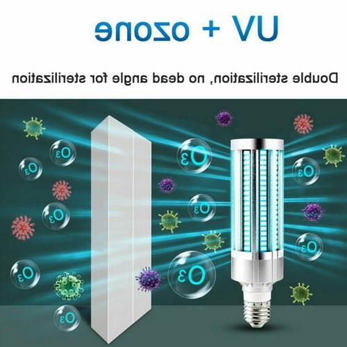 60W UV Lamp LED UVC Bulb E27 Household Bulbs