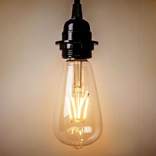 Vintage 6W Dimmable Light Bulb Filament Lamp