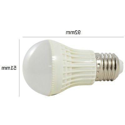 3W White Standard Light 3000K 25W