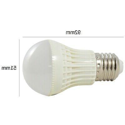3W Standard Light 3000K Equivalent