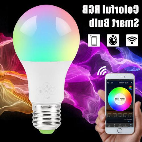 Bulb RGB Control Home