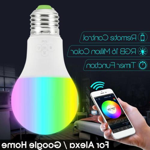 Bulb RGB App Control for Home