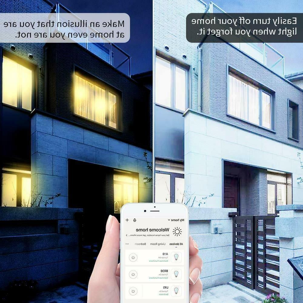 ⭐9W B22 Smart Multi-Color App