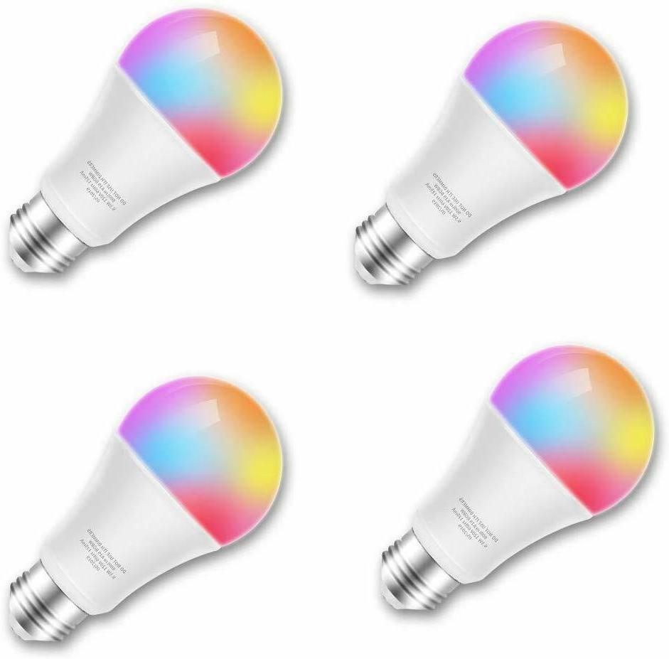 Smart Multi-Color LED Bulb Amazon Alexa App