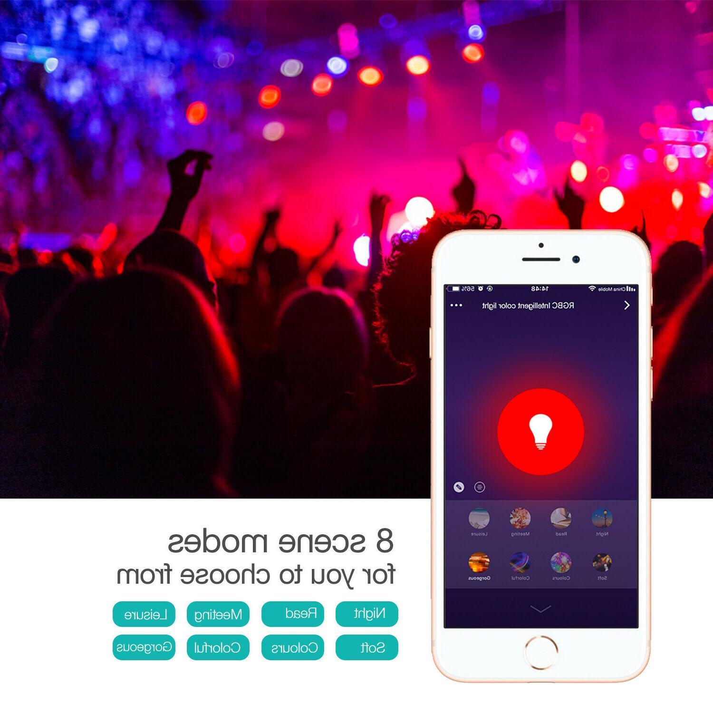 WiFi Smart Bulbs RGB Google /Alexa/IFTTT