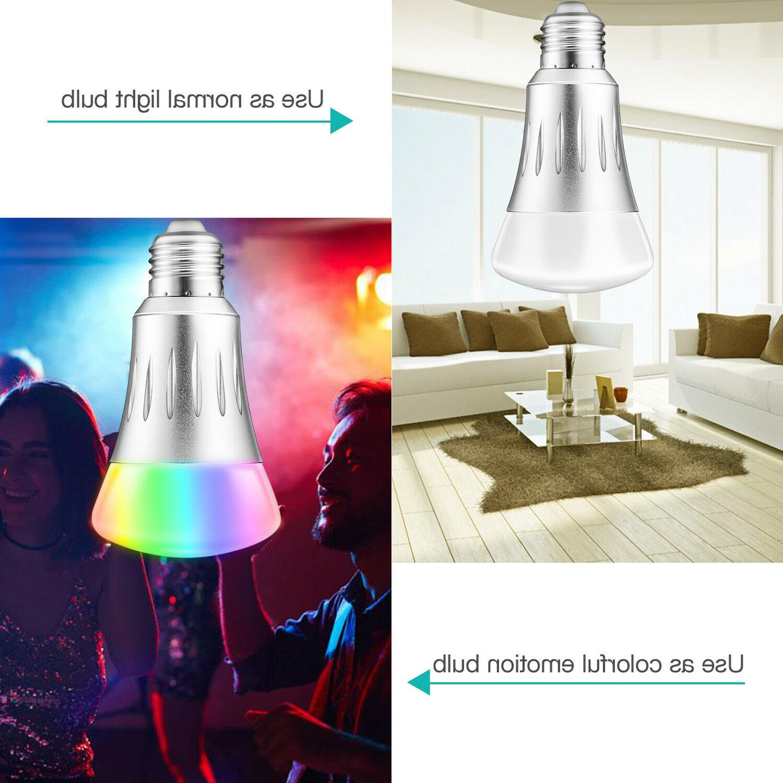 WiFi Bulbs LED RGB /Alexa/IFTTT
