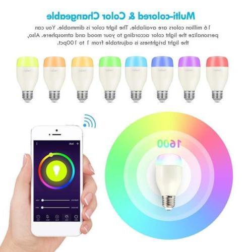 WiFi Bulb 10W Echo Google