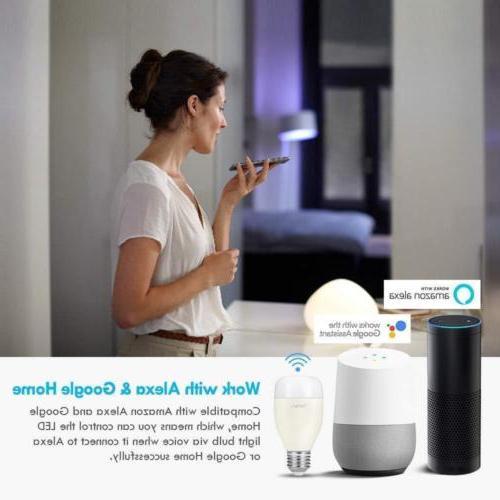 Bulb RGBW E27 Amazon Echo Home USA