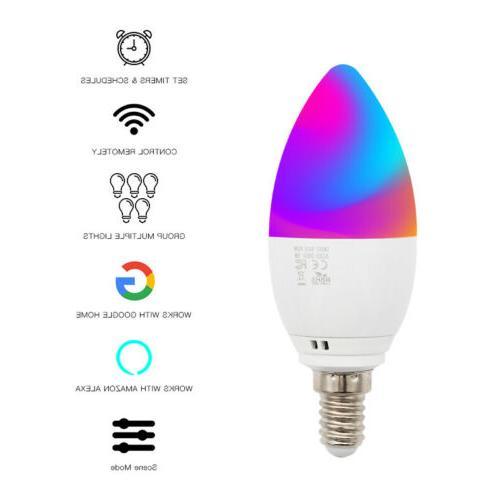 Wifi LED Amazon Home App