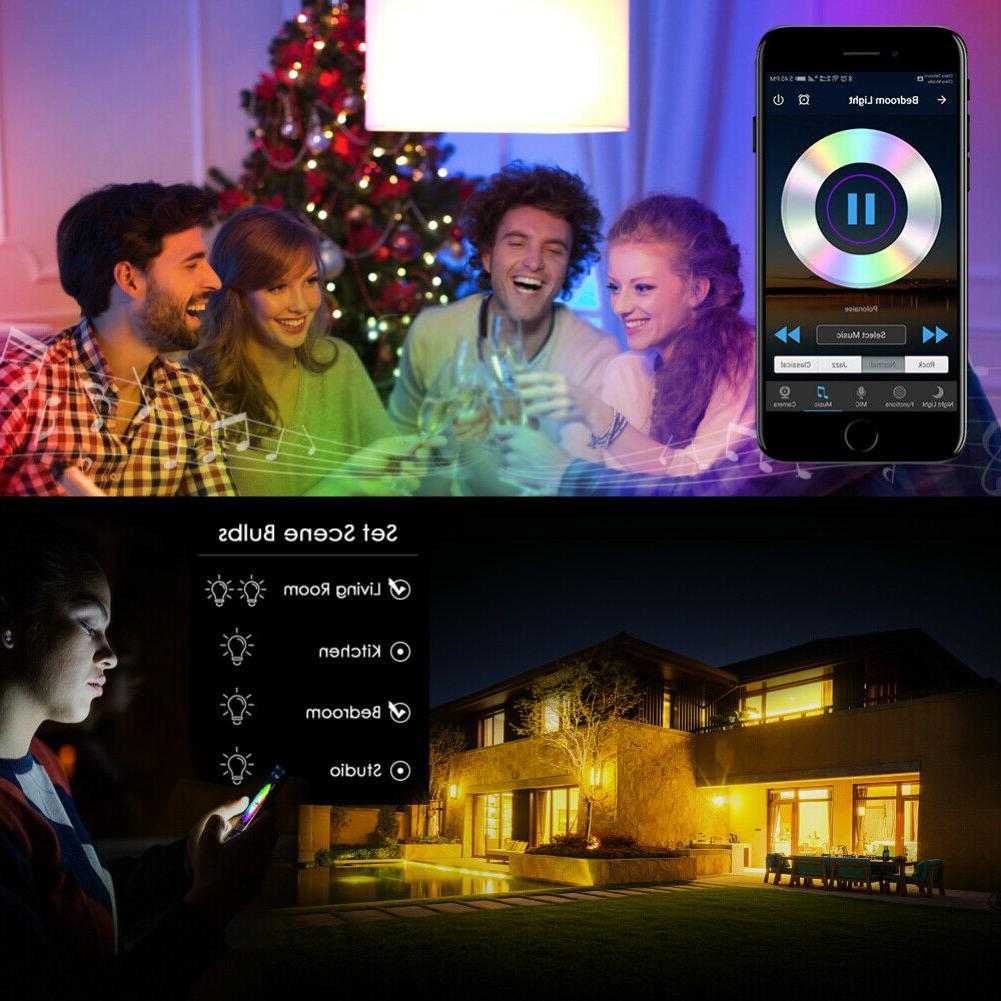 Wifi Light Bulb Alexa/Google Home