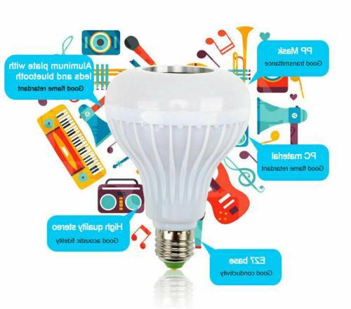 Wireless Bulb Smart Play + Remote
