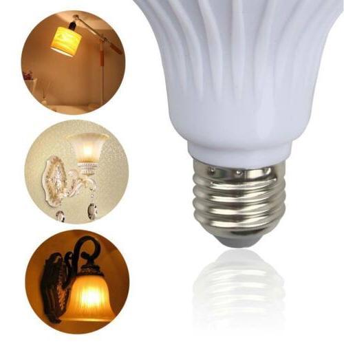 E27 Speaker LED Light Music Color Wireless 12W Lamp CP