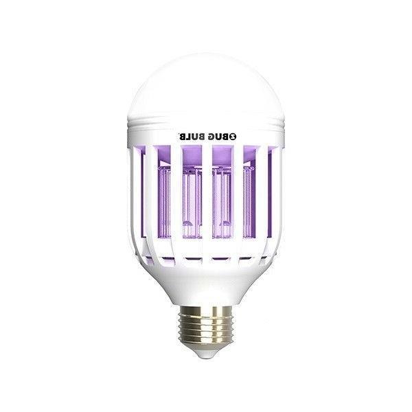 Z-BUGBULB ® UV LED Bug Zapper Light Home Garden Outdoor Ins