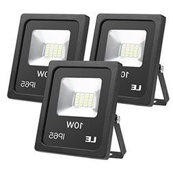 LE Outdoor LED Flood Lights, IP65 Waterproof, 100W Halogen B