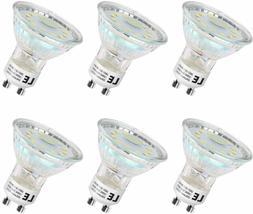 LE GU10 LED Light Bulbs, 50W Halogen Equivalent, Non Dimmabl