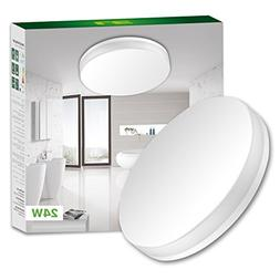 LE LED Ceiling Light, 13 Inch, 24W 2400lm, 100W Incandescent