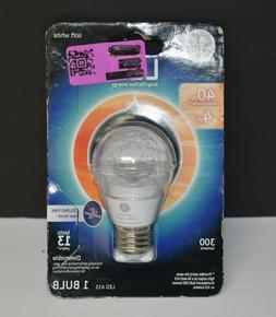 G E LIGHTING LED 4w Ceiling Fan bulb- Clear 37933