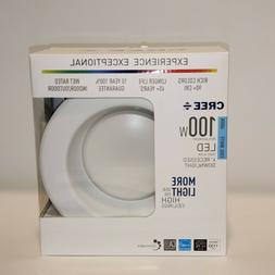 """CREE LED 6"""" CAN DIMMABLE RECESSED CEILING DOWNLIGHT 100W Coo"""