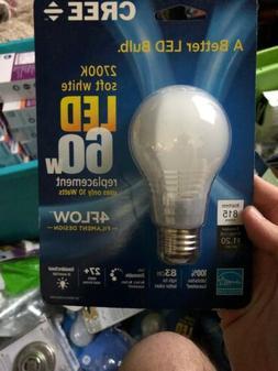 CREE LED 60w 4Flow Filament Design  bulb
