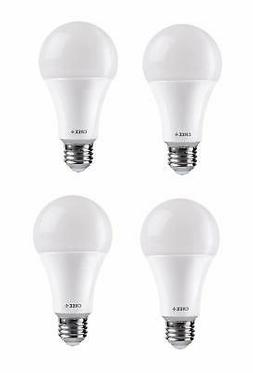Cree LED 60W Replacement A19 Soft White  Dimmable Light Bulb