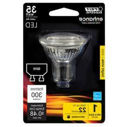 Feit Led Accent Bulb Mr16 3 W 200 Lumens Clear Gu10 3000 K
