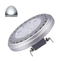 Led AR111 Bulb Spotlight 15W G53 30°Beam View Angle Cool Li