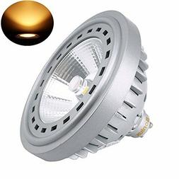 Bonlux LED Ar111 GU10 Base Spot Light Bulb with Cree COB Chi