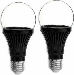 SleekLighting LED Blacklight Bulb - E26 Base Dimmable Bulb -