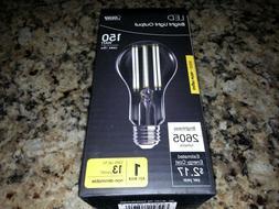 FEIT ELECTRIC LED Bright Light Output 150 WATT A21 BULB brig