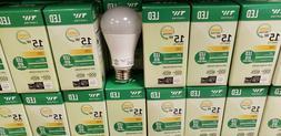 LED BULB A19  15watt  Warm White *QTY:100 bulbs*