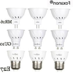 LED Bulb Spotlight 3W 5W 7W MR16 GU10 E27 2835 SMD Lamp 110V
