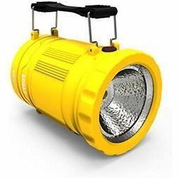 LED Bulbs NEBO 6596 Tools Lantern, Yellow Home Improvement