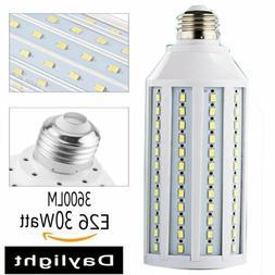 LED Corn Bulb 30W E26 Base 5000K Warehouse Factory Garage Li