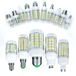 LED Corn Light Bulb E12 E27 E26 E14 G9 GU10 5730 6W 7W 9W 12
