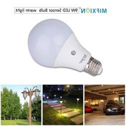 LED dust to dawn light bulbs LED 9W 3000K /4000K/6000K Mediu