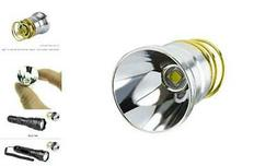 LED Flashlight Bulb XM-L2 Replacement Bulbs,  Drop-in P60 De
