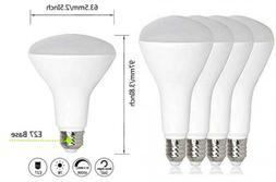 CTKcom 7W BR20 LED Light Bulb - 2.5 inch 65W Equivalent Soft