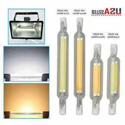 LED Flood Light Bulb R7S 78mm 118mm 12W/16W Dimmable Replace