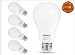 LED Light Bulb 150-200 Watt Equivalent 23Watt Non Dimmable