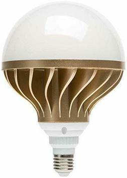 LED Light Bulb 300W Equivalent, 4500 Lumens, Daylight 5000K