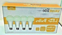 LED Light Bulbs 100 Watt Equivalent E26 A19 1550lm 16W SOFT