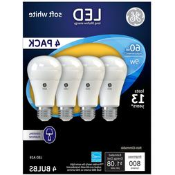 LED Light Bulbs  9w - 60 Watt Replacement Soft White Bulb Li