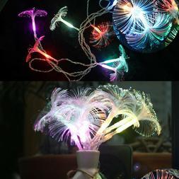 LED Light Bulb Garland For Christmas Decorations Fairy Strin
