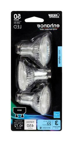 Feit Electric LED MR16 50W 6W Bulbs GU10 5000k Daylight 450
