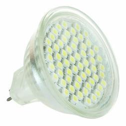 Sunlite LED MR16 Mini Reflector 2.2WLight Bulb Base White